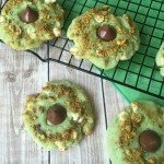 Pistachio Cookie Recipe – White Chocolate Pistachio Kiss Cookies