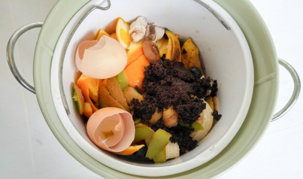 Compost contents - how to make compost at home and why