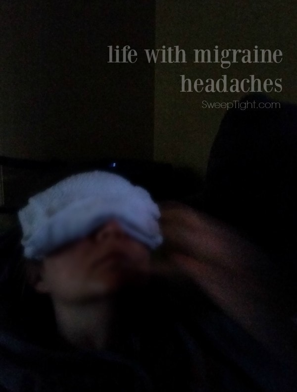 My Migraine headache symptoms and triggers #MoreToMigraine #sponsored