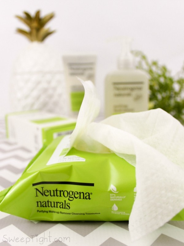 Natural face care routine #NeutrogenaNaturals #IC #ad