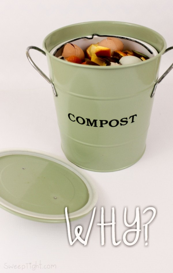 How to make compost at home and why EVERYONE should...