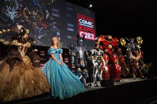 Chicago Comic Entertainment Expo C2E2