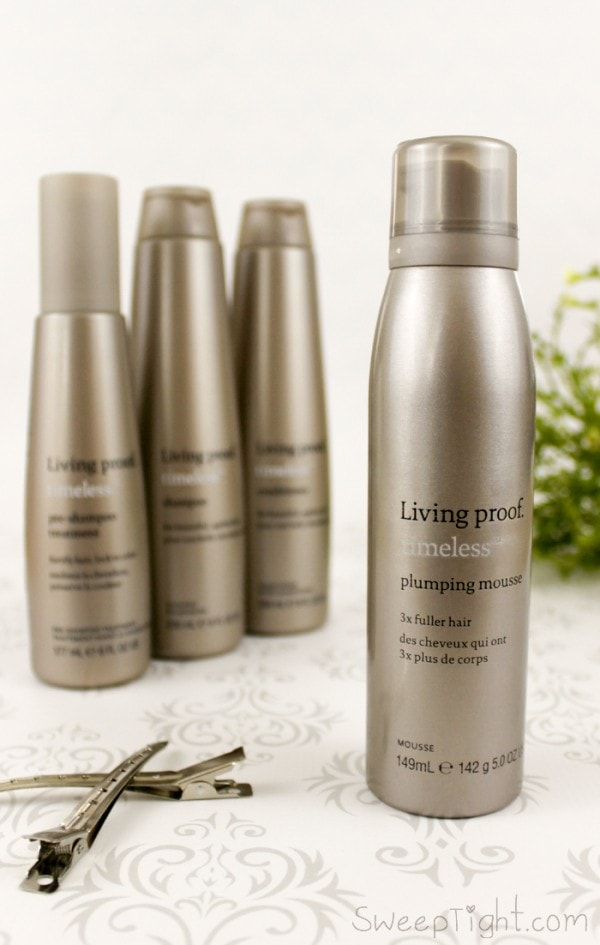 Living Proof Hair Products are available at Ulta! #AgeWisely #IC #ad