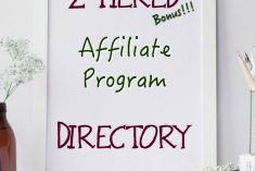 Shareasale 2 Tier Affiliate Program Directory
