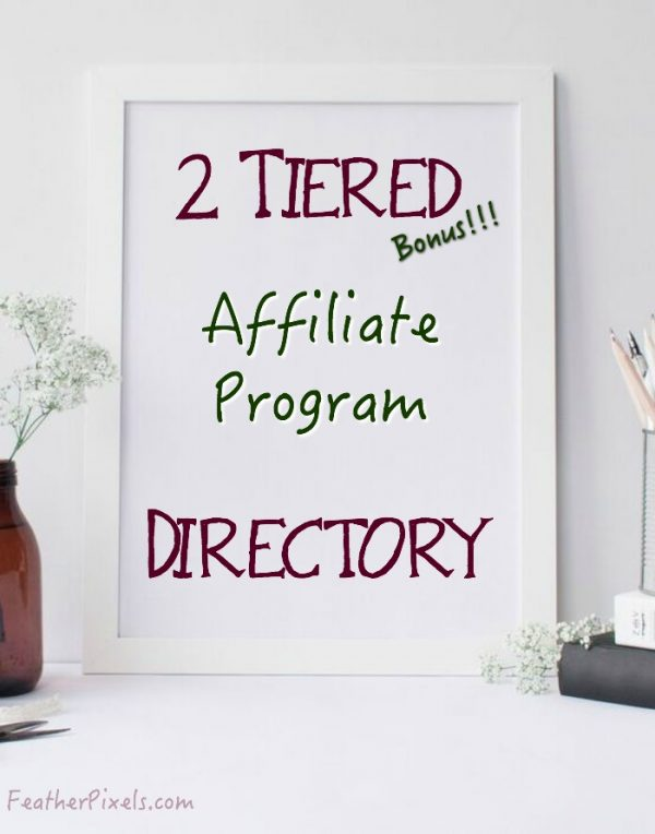 Shareasale 2 Tier Affiliate Program Directory