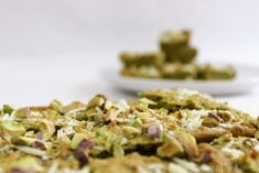 Healthy Dessert Recipe – Gluten Free Pistachio Brownies