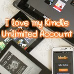 Ahead of My Reading Goals Because of My Kindle Unlimited Account