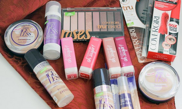 Drugstore makeup must haves for spring