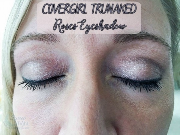 CoverGirl Trunaked Roses Eyeshadow Palatte