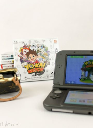 Our new favorite of all our Nintendo DS Games! #YOKAIWATCH, #IC ad