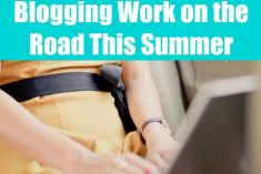 6 Tips to Taking your Blogging Work on the Road