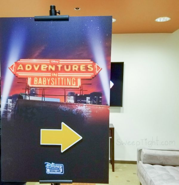 My Favorite Childhood movie - Adventures In Babysitting is being remade! #AdventuresInBabysitting #CaptainAmericaEvent