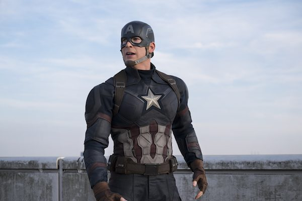 Blogger Exclusive Interview with Chris Evans for Captain America: Civil War #CaptainAmericaEvent #CaptainAmericaCivilWar