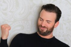 Interview with Chris Evans for Captain America: Civil War