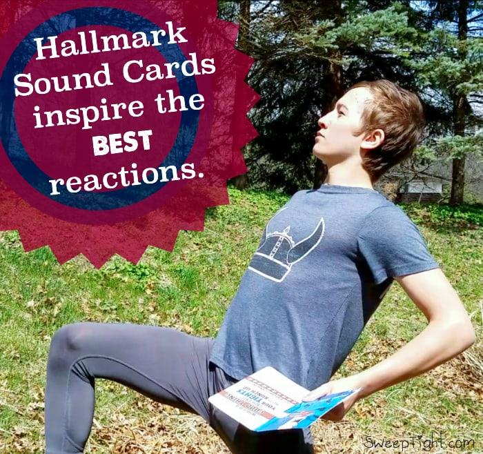 Super fun ways to say happy birthday. @Hallmark #musicalgreetingcards #sp