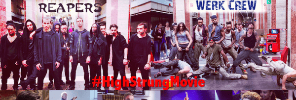High Strung Movie review #HighStrungMovie