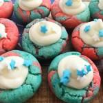 Firecracker Bites - 4th of July Cookies Recipe