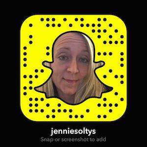 Jennie Snapchat
