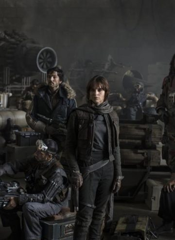 Rogue One: A Star Wars Story New Teaser Trailer