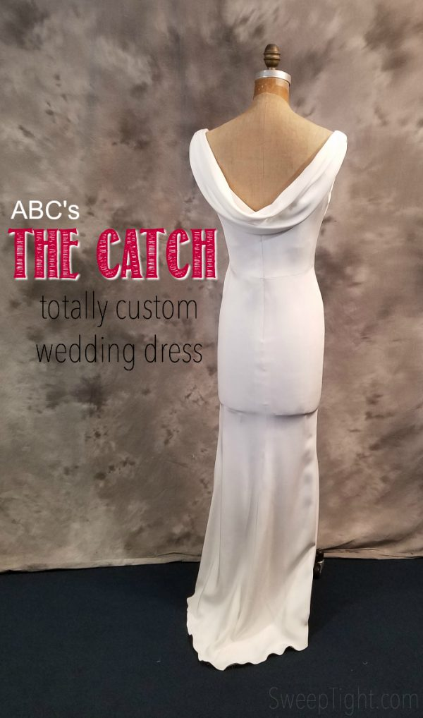The Wedding Dress from The Catch on ABC #ABVTVEvent #TheCatch