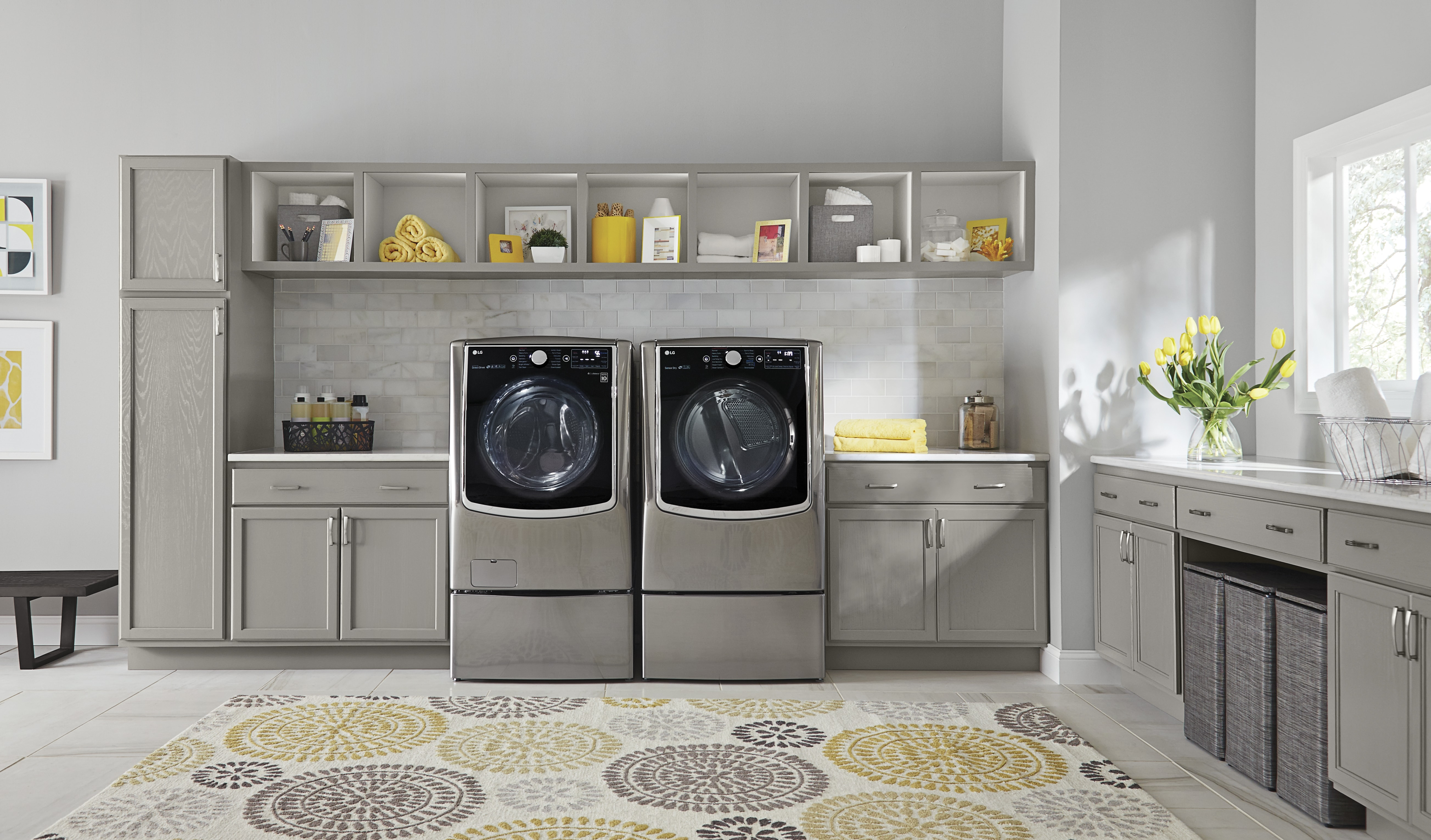 ENERGY STAR Dryers and Washers Save More Than Money