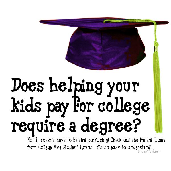 Ugh, a snapshot of my student loans. This post is about planning college loans for parents helping their kids pay for school. #CollegeAveLoans #ad