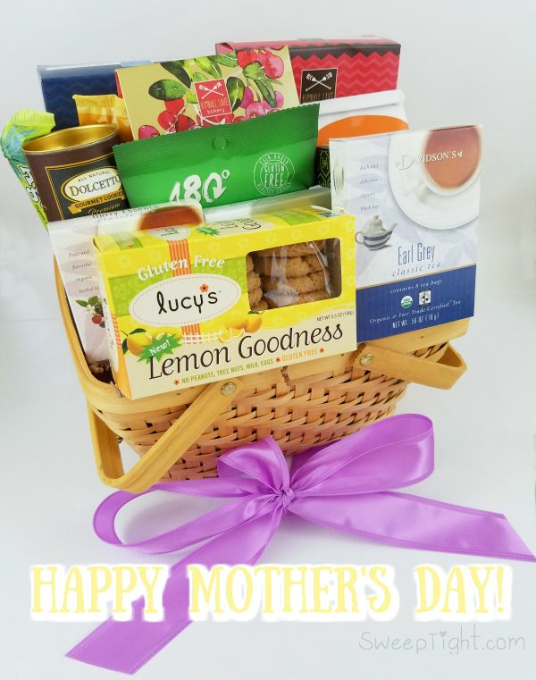 Mother's Day Gift Ideas for moms who love Tea Time