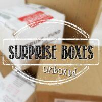 Surprise Unboxings