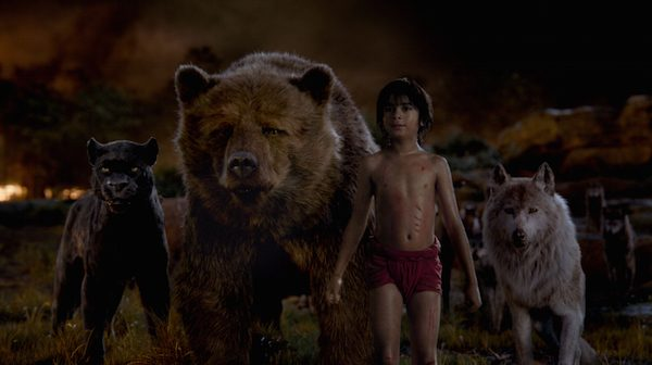 The Jungle Book Characters that became my favorites. Plus movie review. #JungleBook #CaptainAmericaEvent