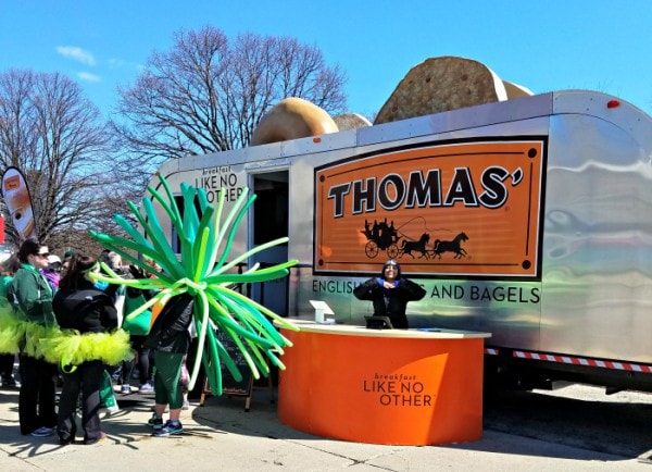 7 Tips for a Healthy Morning Routine #ThomasBreakfastTour #ad