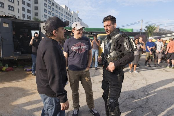 Exclusive interview with Captain America: Civil War directors, The Russo Brothers #CaptainAmericaEvent #TeamIronMan