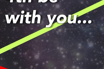 Star Wars Gifts – May the 4th Be With You