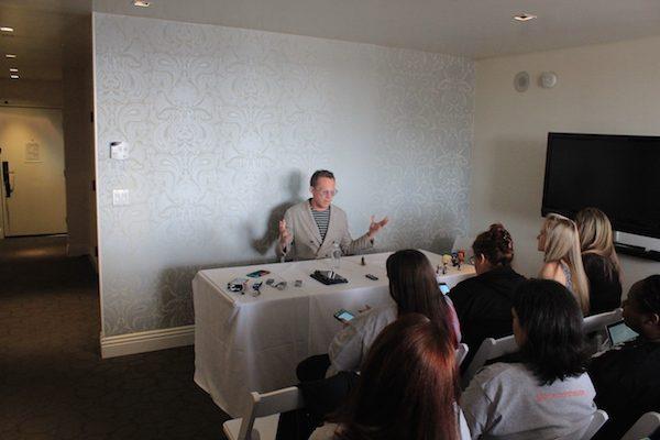 Paul Bettany as Vision - blogger interview #CaptainAmericaCivilWar #CaptainAmericaEvent #TeamIronMan #Vision