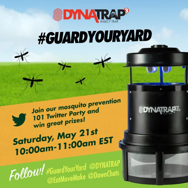 #GuardYourYard Twitter Party