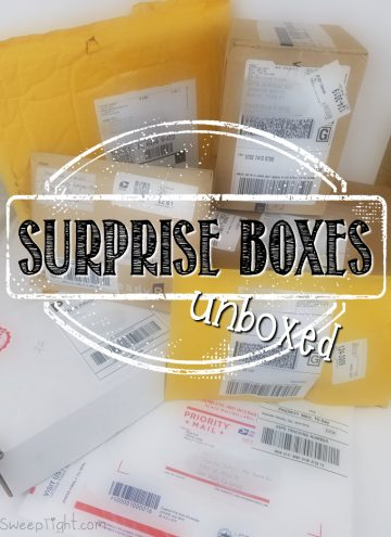 Round 2 – We Opened 7 Surprise Boxes Live
