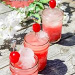 Lemonade Tart Cherry Juice Cocktail Recipe