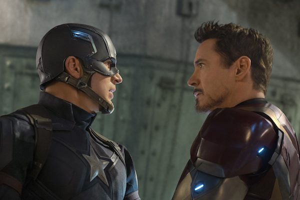 Captain America: Civil War - Have you chosen a side? #CaptainAmericaEvent #TeamIronMan