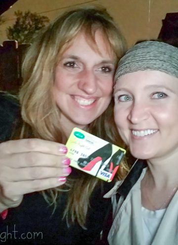Girls night out was so much fun! #CulturelleNightOut #IC #ad