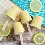 How to Make Orange Julius Pops
