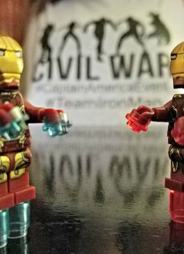 Did I Chose the Wrong Side in Captain America: Civil War?