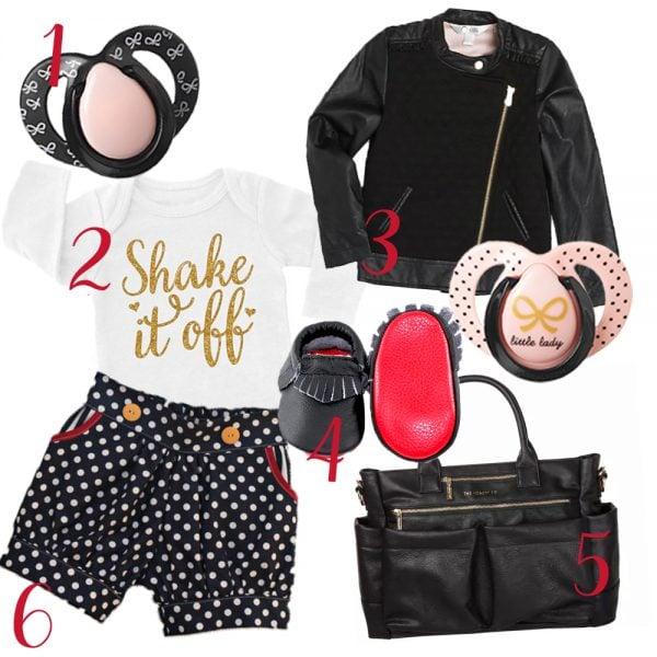 T. Swift inspiration baby fashion