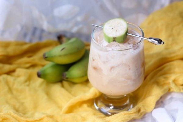 Easy Banana RumChata Cocktail Recipe