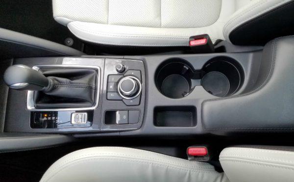Center console - 2016 Mazda CX-5 Review #DriveMazda ad