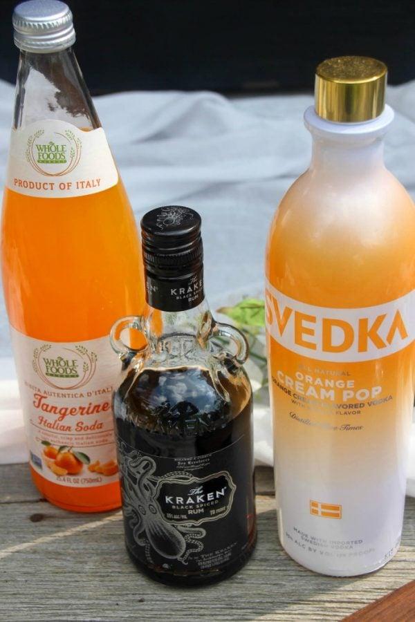 Italian Soda Orange Cream Cocktail Recipe