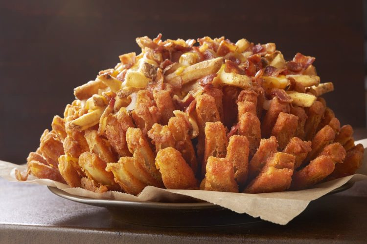 Outback Steakhouse Menu - See What's Bloomin'