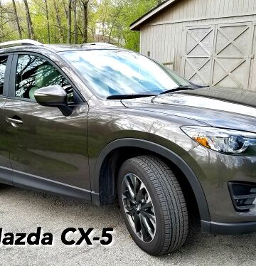 2016 Mazda CX-5 Review From Mom's Perspective