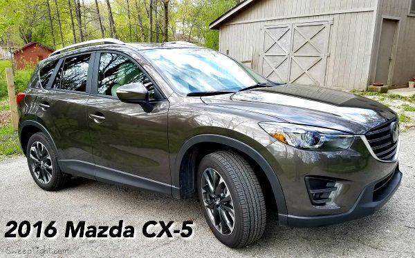 2016 Mazda CX-5 Review