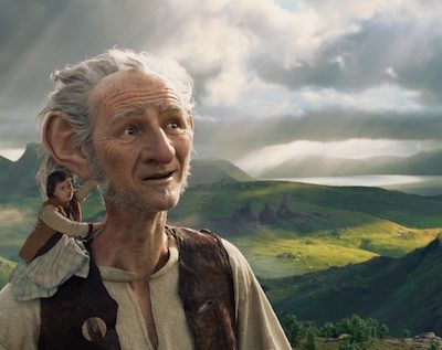 The BFG Movie 2016 – Learn the Language of Gobblefunk