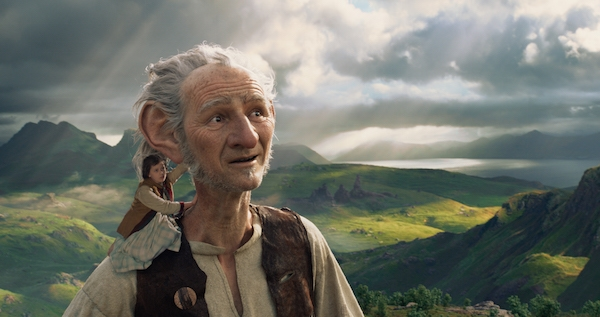 The BFG Movie 2016 Gobblefunk Glossary