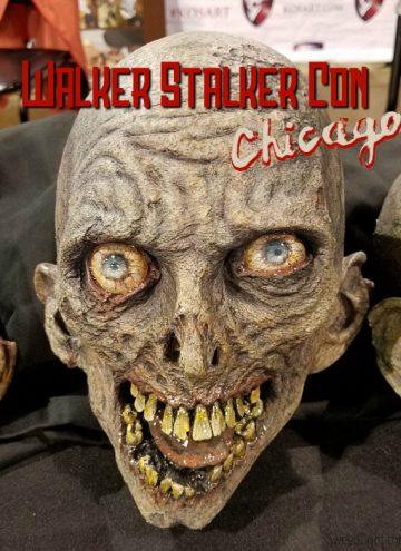 I Survived Walker Stalker Con Chicago 2016